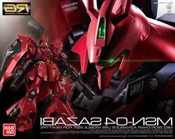 Bandai Hobby Gundam Char's Counterattack Sazabi RG 1/144 Mod