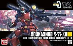 Bandai Hobby Gundam HGUC Guncannon Revive HG 1/144 Model Kit