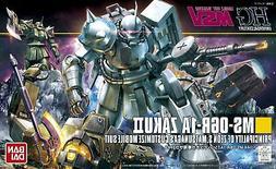 Bandai Hobby Gundam HGUC MS-06R-1A Zaku II Shin Matsunaga HG