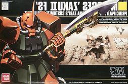Bandai Hobby Gundam HGUC Zaku II FS Garma Zabi HG 1/144 Mode