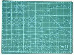 "Gundam Model Builder's Cutting Mat 12""x9"""