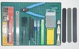 Gundam Modeler Categories Builder's Tools Craft Set Kit With