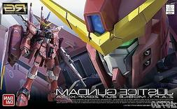 Bandai gundam RG 1/144 ZGMF-X09A Justice Gundam Model kit 17