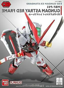 Bandai Hobby Gundam SD EX-Standard 007 Astray Red Frame Gund