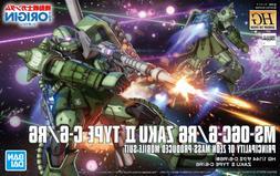 Bandai Hobby Gundam The Origin HGUC Zaku II Type C-6 / R6 HG