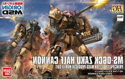Bandai Hobby Gundam The Origin Zaku I Half Cannon HG 1/144 M