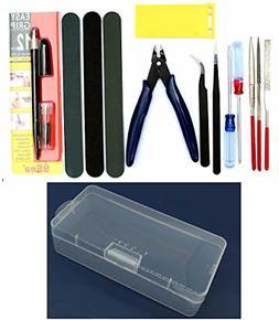 Gundam Tools Basic Craft Set Building Plastic Model Kit Plie