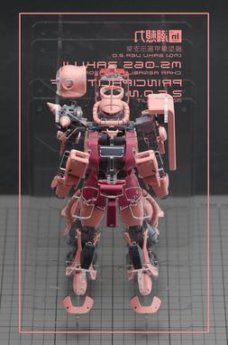 SHIP NOW inforce™️ Gundam transparent display stand for