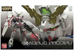 Bandai Hobby Gundam UC Unicorn Gundam Real Grade RG 1/144 Mo