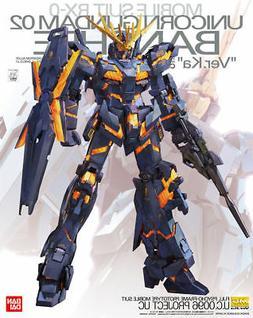 Bandai Hobby Gundam Unicorn 02 Banshee Ver. Ka MG 1/100 Mode