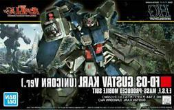 Bandai Hobby Gundam Unicorn HGUC Gustav Karl UC Ver. HG 1/14