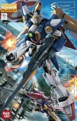 Gundam 1/100 MG Wing Gundam  XXXG-01W Model Kit USA SELLER