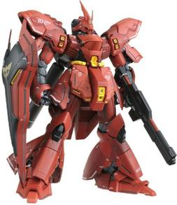 Gunpla Bandai Hobby MG Sazabi Version Ka Model Kit 1/100 Sca