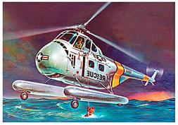 Revell H-19 Rescue Helicopter 1/48 scale model kit new 5331