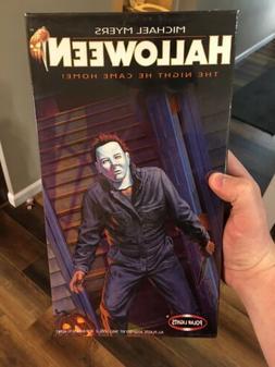 Halloween Michael Myers Playing Mantis Polar Lights Moebius