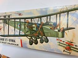 Handley Page 0-400 Bomber model kit from Airfix-72 Scale, Se