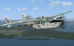Testors Hawk 1/48 0-2 A/B Skymaster Resin/Vacuform Update Se