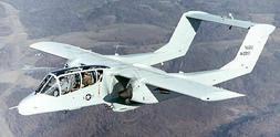 Hawk Testors 1/48 OV10 Bronco Resin Update/correction set