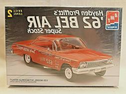 AMT, Hayden Proffitt's 1962  Bel Air 409 Super Stock, model