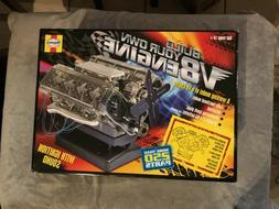 Haynes HM12USA Build your own V8 Engine 14+ NEW 250 parts So