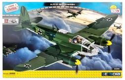Heinkel HE 111 P-4 Plane Building Blocks Bricks-  -Cobi