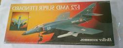Heller Humbrol 1:72 AMD Super Etendard Plastic Aircraft Mode