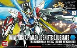 HG GUNDAM HGBF 009 STAR BUILD STRIKE GUNDAM PLAVSKY WING 1/1