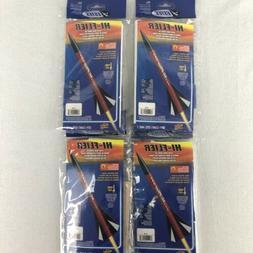 Estes Hi-Flier Flying Model Rocket Kit 2178 - Set of four ki