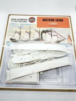 Airfix Historical Ships Great Western Series 1 Construction