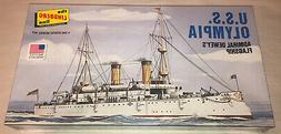 LINDBERG HL402/06 1/240 USS Olympia LNDS0402 Lindberg