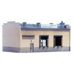 Model Power HO Scale Building Kit - Interstate Freight Termi