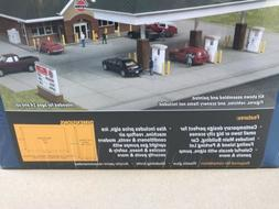 HO Scale Kit, Model Train Building, Walters Cornerstone Mode