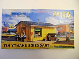 Atlas HO Scale Train Model Building Kit, #702, Trackside Sha