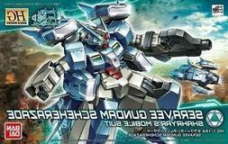 Bandai Hobby Build Divers 006 Seravee Gundam Scheherazade HG
