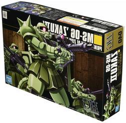 Bandai Hobby Gundam HGUC #40 MS-06 Zaku II HG 1/144 Model Ki