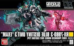 Bandai Hobby HGUC Gundam Blue Destiny Unit 3 EXAM HG 1/144 M