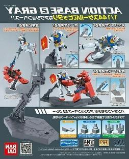 Bandai Hobby Hobby Gundam Action Base 2 for HG 1/144 Gray Di