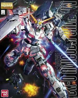 Bandai Hobby MG 1/100 Unicorn Gundam  Model Kit