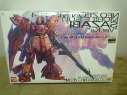 Bandai Hobby MG Sazabi Version Ka Model Kit 1/100 Scale From