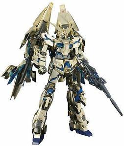 Bandai Hobby MG Unicorn Gundam 03 Phenex Model Kit 1/100 Sca