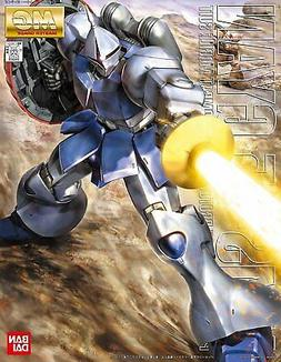 BANDAI Hobby Mobile Suit Gundam YMS-15 Gyan MG Model Kit 143