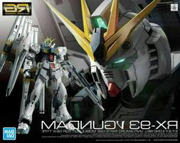 Bandai Hobby Nu Gundam RG 1/144 Model Kit USA Gundam Seller