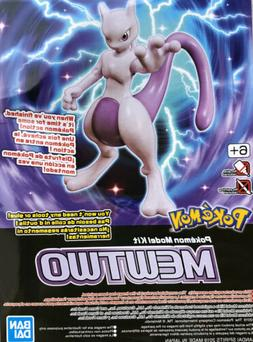 Bandai Hobby - POKEMON MODEL KIT MEWTWO - New - US Stock - F