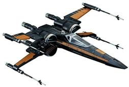 Bandai Hobby Star Wars 1/72 Poe's X-Wing Fighter The Force A