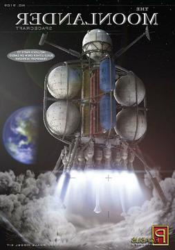 Pegasus Hobbys Moonlander Spacecraft Plastic Model Kit 1/350