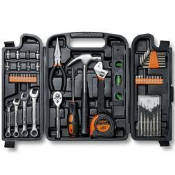 VonHaus Home Hand Tool Set Kit Household Mechanics with Ratc