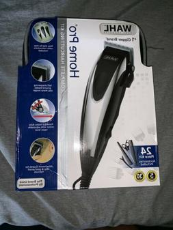 Wahl Home Pro 24-Piece Haircutting Kit Multiple Options High