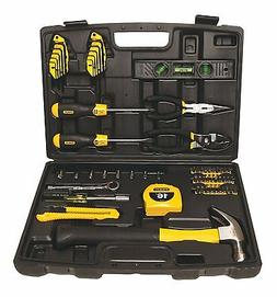 New Stanley 94-248 65-Piece Homeowner Tool Kit  Repair tools