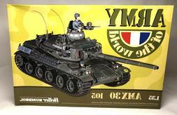 Heller Humrol AMX 30 105 Tank 1:35 Scale Plastic Model Kit 8