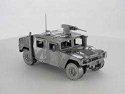 Humvee Metal Model Kits